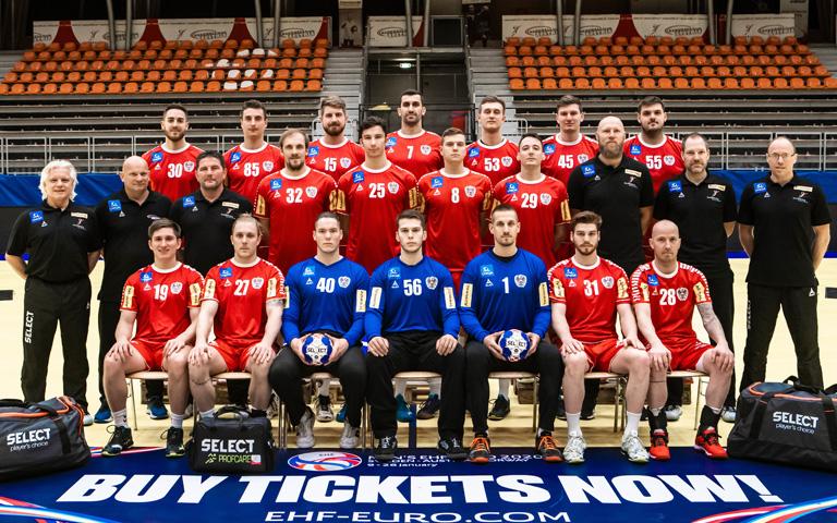 Handball Nationalteam Herren