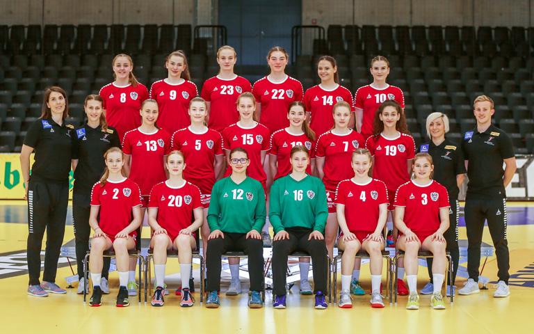 Handball Nationalteam Jugend Weiblich