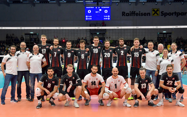 Volleyball Nationalteam